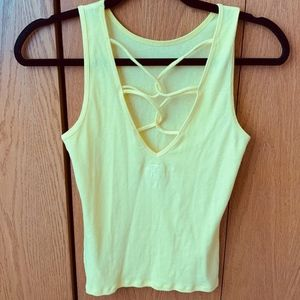 Hollister Ribbed Tank